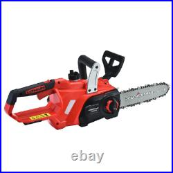 10 in. 20-Volt Electric Cordless Chainsaw, 1.5 Ah Battery and Charger Included