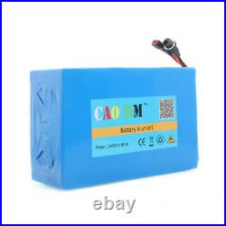 36V 16Ah Lithium li-ion Battery Pack 1000W Ebike Electric Bicycle Scooter Motor