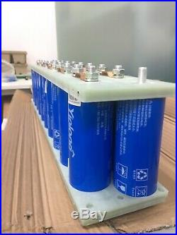 6pcs YINLONG Lithium titanate battery LTO 2.3V 66160 40AH, include connector&nut