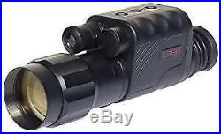 ATN MO4-1 NIGHT VISION SCOPE Includes NEW CHARGEABLE 3V LITH BATTERIES & CHARGER