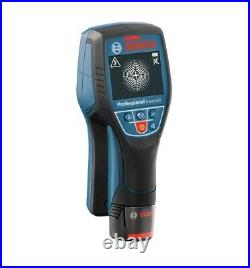 BOSCH D-tect 120 Wall Scanner Professional The intuitive radar Scanner Detector