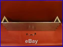 Battery Cover Box (Fasteners & Tack Strips included) Jaguar XK120 Roadster