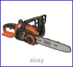 Black & Decker Electric Battery Powered Chainsaw Cordless 20V (include Battery)