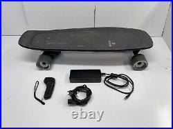 Boosted Mini X electric skateboard 120 Miles New Battery Includes Charger Remote
