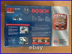 Bosch Bare Tool 18-Volt 2.5-in Portable Band Saw (Battery Not Included) BSH180B