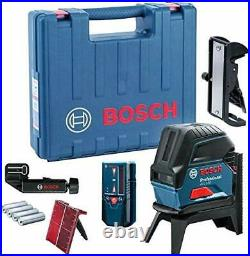 Bosch Professional Laser Level GCL 2-50 Red Cross Laser Lines