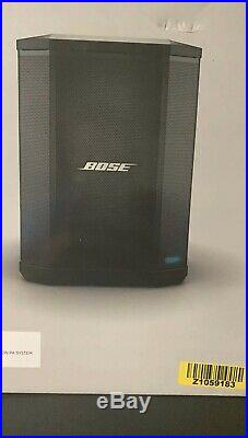 Bose S1 Pro System Bluetooth PA Speaker Battery Included (NIB)
