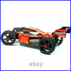 COMBO Team Corally 1/8 Radix XP With 2 2S LIPO BATTERIES INCLUDED 4WD BRUSHLESS