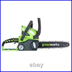 Chainsaw Cordless Power Tools Greenworks 20292 12 40V (Battery Not Included)