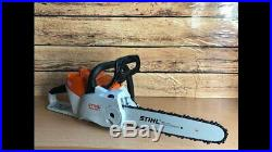 Chainsaw STIHL ORIGINAL MSA 220C-B, 16'' (battery and charger not included)