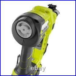Cordless AirStrike 18-Gauge Brad Nailer 18-Volt Sample Nails Included Tool Only