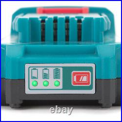 Cordless Drill Set 20v Lithium Ion Battery 2000mAh 47pcs Carry Bag included