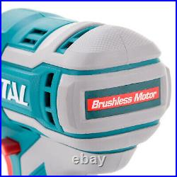 Cordless Impact Driver 20V Lithium Ion Battery 2Ah Charger & Carry Case Included