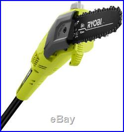 Cordless Pole Saw 8 in. 40 Volt Lithium Ion Battery and Charger Not Included