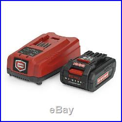Craftsman 24V Max 10 Electric Cordless Chainsaw Battery Charger Included NEW