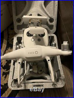 DJI Phantom 4 Drone Brand New! Remote And DJI Battery Included