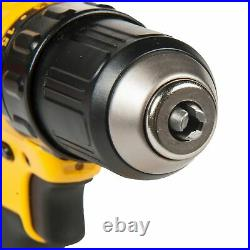 DeWalt Cordless Drill & Impact Driver XR Set Including 2 Batteries and Charger