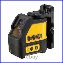 DeWalt DW088K-XJ Lazer Distomat, Sari/Siyah, Laser Level