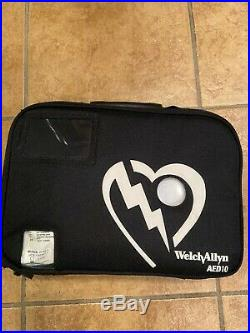 Defibrillator Welch Allyn AED 10 Opened but never used. New battery included