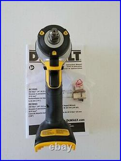 Dewalt DCF890B 20V Max XR 3/8 Compact Impact Wrench (Bare) Battery not included