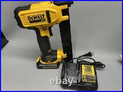 Dewalt DCN701 20V MAX Cable Stapler, Tool Kit Battery And Charger Included