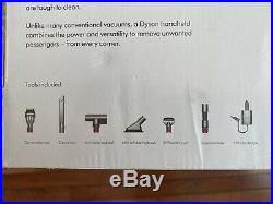 Dyson V7 Vacuum Brand New with multiple tools included (see pic)