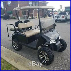 E z go golf cart New Trojan Batteries Includes charger