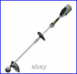 EGO POWER+ POWER+ 56-Volt 15-in Straight Cordless String Trimmer Battery Includ