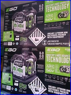 EGO PST3042 56V 3000W Nexus Portable Power Station Batteries not Included