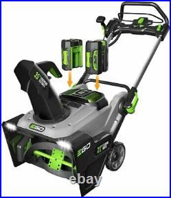 EGO Power+ SNT2100 21in Electric Snow Blower Batteries & Charger Not Included