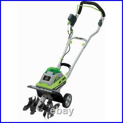 Earthwise (11) 40-Volt Lithium-Ion Cordless Cultivator