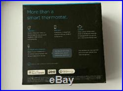 Ecobee4 Smart Thermostat with Built-In Alexa, Room Sensor Included Brand New