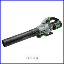 Ego-LB6504 Turbo Cordless Blower 3-speed Kit LB6504 Charger and Battery Included