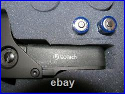 Eotech 512a65 Holographic Red Dot Sight Nib Includes New Batteries