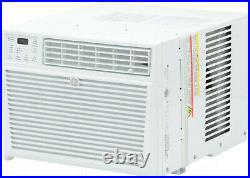 GE 12000 BTU Window Air Conditioner, Large 550 Sq Ft Home Room AC Unit with Remote
