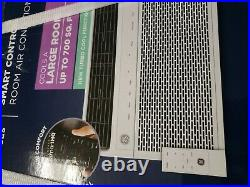 GE Smart Control Large Room Air Conditioner BTU 14000 Up To 700 Sq. Ft
