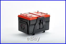 Genesis Offroad Dual Battery Kit 200A Isolator & Monitor For 07-20 Toyota Tundra