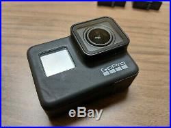 GoPro Hero7 Black with 2 BATTERIES INCLUDED! PRACTICALLY NEW
