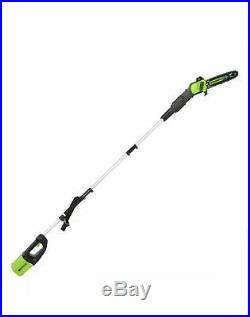 Greenworks PRO 80V 10 Brushless Cordless Polesaw, Battery Not Included