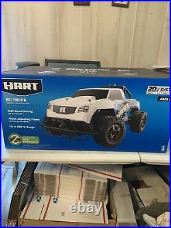 HART 20-Volt RC Truck (Battery Not Included)