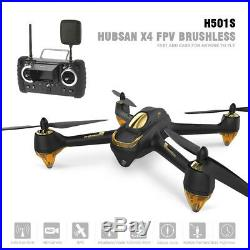 Hubsan H501S Pro X4 FPV Drone 1080P Camera RC Quadcopter 5.8G Brushleess GPS RTH