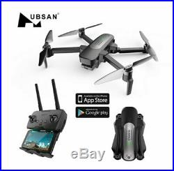 Hubsan Zino Drone H117S APP 5.8G FPV 4K 3Axis Gimbal Camera Quadcopter+ Battery