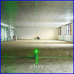 KAIWEETS magnetic Rotary Laser 3 X 360 laser lines 4X Brighter & 2 Lithium +bag