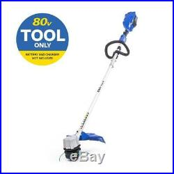 Kobalt 80-volt Max 16-in Straight Cordless String Trimmer (Battery Not Included)