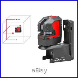 Leica Lino L2P5 Lithium Cross Line & Point Laser Level