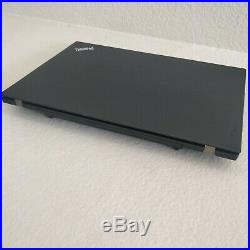 Lenovo thinkpad t480 i5 32gb ram MX150 & 6 cell battery Carrying case included