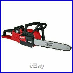 M18 FUEL 16 Chainsaw Kit 2727-21hd includes one 12 amp battery