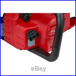 M18 FUEL 16 in. 18-Volt Lithium-Ion Battery Brushless Cordless Chainsaw Kit with