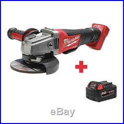 MILWAUKEE 2780-20, 48-11-1850 Angle Grinder Kit, Battery Included