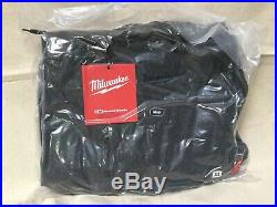 MILWAUKEE 302G-21XL Men's Gray Heated Hoodie Size XL Battery Included